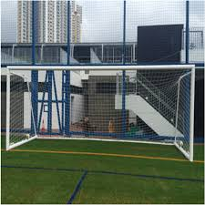 Soccer Net For Backyard by Training Equipment Movable Aluminum Soccer Goal For Sale