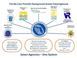 florida clearinghouse bginfo