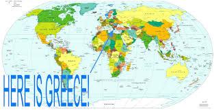 Greece Maps by Where Is Germany Blogstuff4u