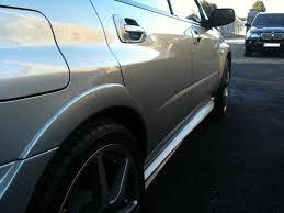 subaru sti 07 showoff imports subaru impreza wrx sti 01 07 rear arch trims