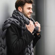 oversized bubblegum scarf for men u2014 our largest scarf ohhio