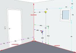 hauteur prise plan de travail cuisine hauteur standard miroir salle de bain norme hauteur plan de