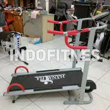 Treadmill Manual Tl 002 1 Fungsi treadmill manual 1 fungsi tl 002 ag total health peralatan
