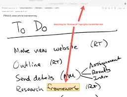 how i use evernote robert talbert phd