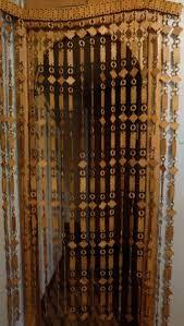 Hippie Beaded Door Curtains New Wooden Beaded Door Curtain Handmade Beaded Door Curtain