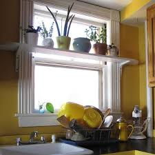 kitchen window shelf ideas 25 creative window decorating ideas with open shelves space