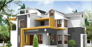 kerala home design contemporary design at 3000 sqft modern home