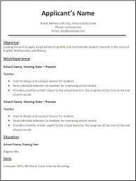 free resume templates for teachers to download free resume templates for teachers to download vasgroup co