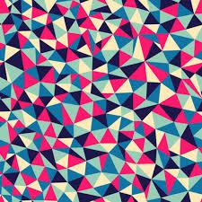 seamless geometrical triangle pattern geometric pinterest