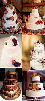 fall wedding cakes fall wedding cakes archives oh best day