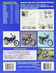 honda cg125 1976 2007 1976 to 2007 haynes service and repair