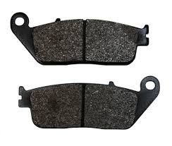 factory spec brand front brake pads honda shadow 600 750 u0026 1100