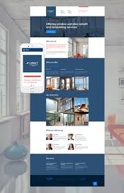 home decor web template