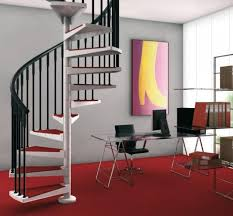 Black Banister Modern Metal Stair Railings Interior Stairs Design Ideas