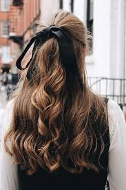 hair ribbon beautiful hair trends and the hair color ideas winter