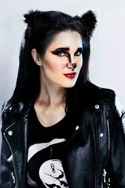 Fashion Halloween Makeup by 4 Quick U0026 Easy Halloween Makeup Ideas Inspiration Dressed To Kill