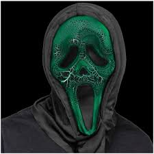 scream halloween mask scream smouldering ghost face mask mad about horror