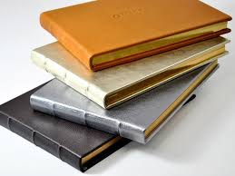 guest books leather bound guest book bick bookbinding