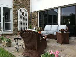 transforming a patio u2013 an outdoor living space that looks like