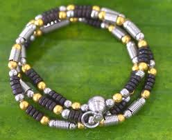 beaded necklace styles images Metal bead necklaces 4 styles to choose from jpg