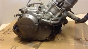 honda motor cbr motor honda cbr 125 jc34e 2003 engine youtube