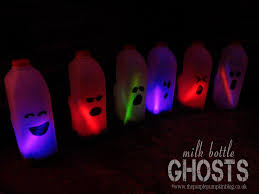 milk bottle halloween ghosts u2013 halloween wizard