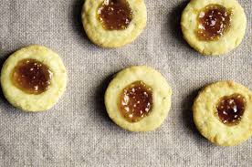 fig and blue cheese savouries recipe epicurious com