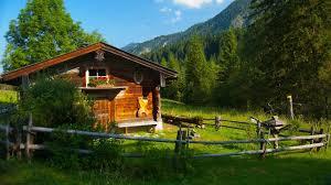 Rustic Cabin Rustic Cabin In The Mountains Hd Desktop Wallpaper Hd Desktop
