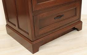 Definition Of Cabinet Plinth Construction Styles Mountain Ash Cabinets