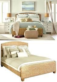 Coastal Bed Frame Bedroom Kupioptom Club