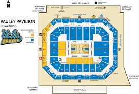 ucla basketball stadium seating chart brokeasshome com