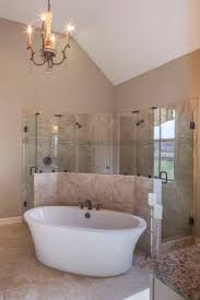 25 best walk in tub shower ideas on pinterest walk in tubs regency homebuilders master bath drop in tub walk through shower dual