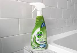 Anti Mould Spray For Painted Walls - dettol healthy clean bathroom mould remover product review