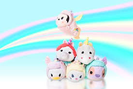 item of the day disney mini tsum tsum plush unicorns are so cute