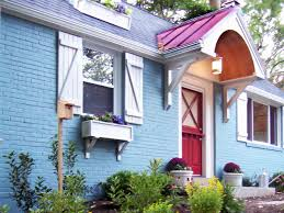 red homes photos curb appeal hgtv