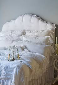 Target Shabby Chic Furniture by White Shabby Chic Bedding Shabby Cottage Chic Duvet Pucker Up