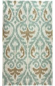 Ikat Area Rug Impressive Ikat Area Rugs The Home Depot Within Rug Attractive New
