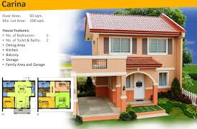 carina house at camella tanza u2013 house for sale in tanza camella