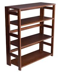 interior wonderful folding bookcase design for library room ideas