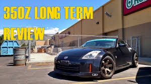 nissan 350z new price nissan 350z long term review youtube
