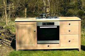 meubles de cuisine en bois meuble cuisine bois brut facade meuble cuisine bois brut facade