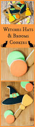 halloween cookie recipe for teens witches brooms witch broom