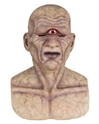 horror masks halloween details about silicone mask old man eric hand made pro high jaw