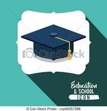 graduation cap frame graduation cap inside frame design graduation cap inside eps