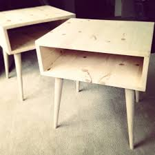 Mid Century Nightstands 10 Creative Diy Nightstand Projects Coffee Stands Diy