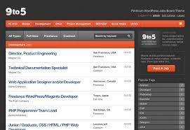 templates blogger personalizados 9 to 5 template wordpress para criar site de emprego templates