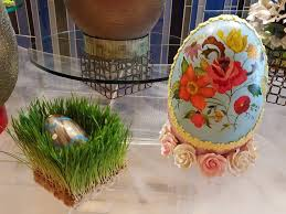 easter egg display the contemporary s 2017 easter egg display now available for viewing