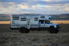 ford earthroamer earthroamer xv hd motorhome full time