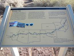 Map Of Route 66 From Chicago To California by Petrified Forest National Park Az Facts Travel Planner