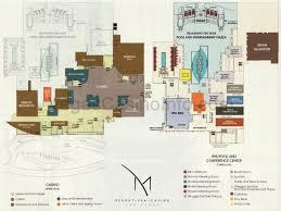Hotel Lobby Floor Plans Las Vegas Casino Property Maps And Floor Plans Vegascasinoinfo Com